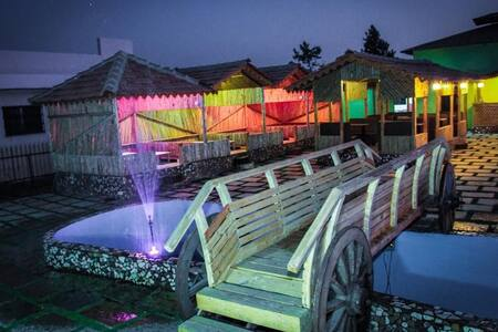 Mybhumi agro hostel space near malshej ghat