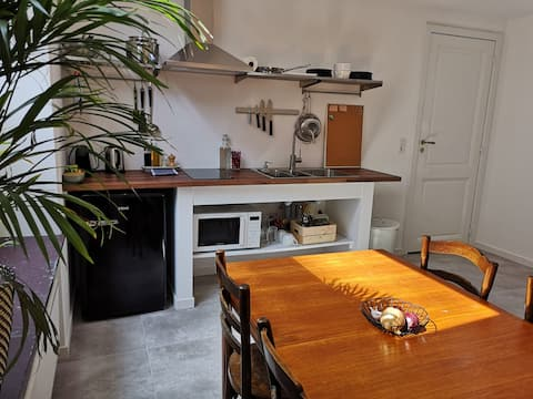 Great apartment -St-Gilles -5 min -> Midi Station
