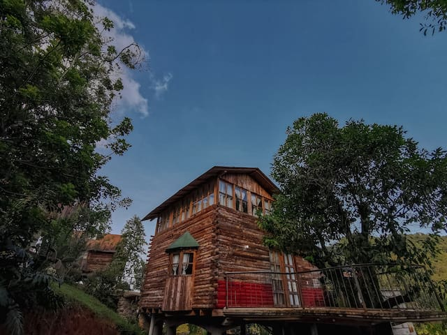Cabaña Huauchinango