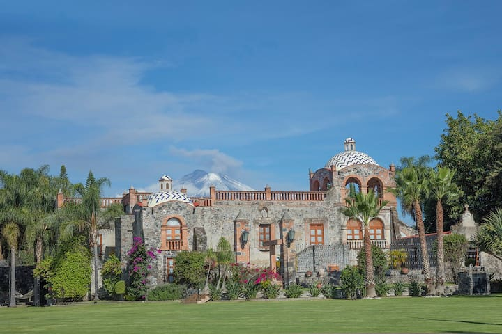 Hacienda de lujo del Siglo XVII - Renovada