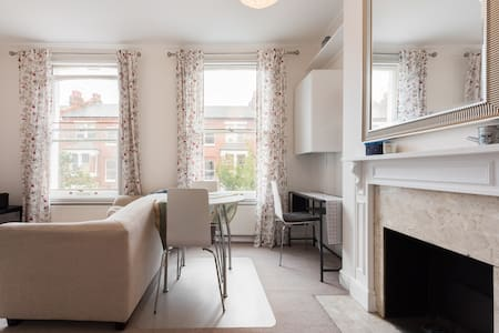 Family-friendly, 2bed near tube, Westfield Mall
