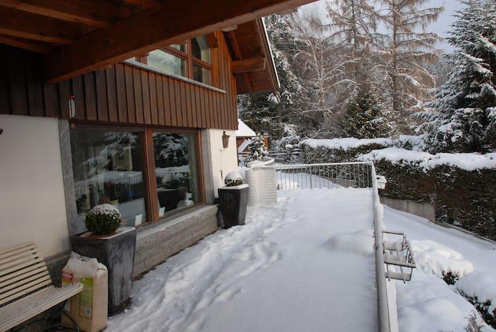 Villa La Tanière Soultzeren avec sauna - Soultzeren - Villa