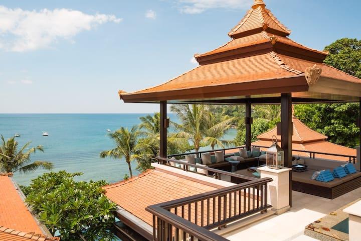 Trisara Ocean Front Residence Villa 32