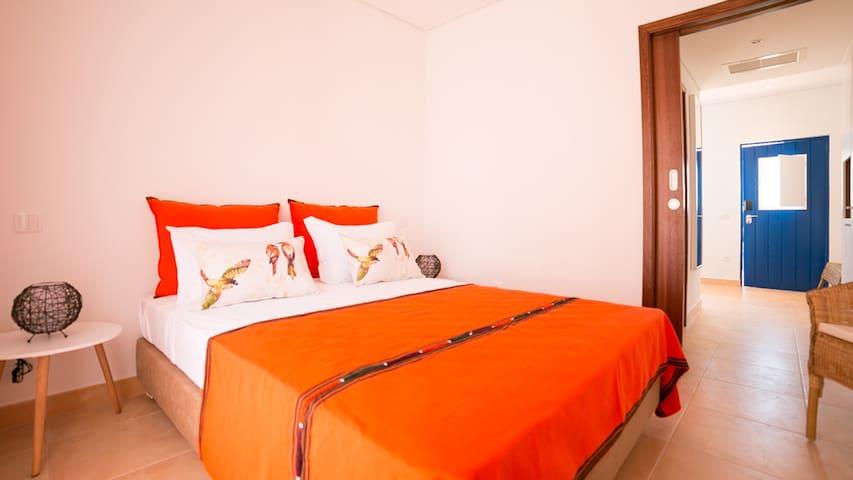 1 Suite nas Casas do Rio Sado - Figueira dos Cavaleiros - Bed & Breakfast
