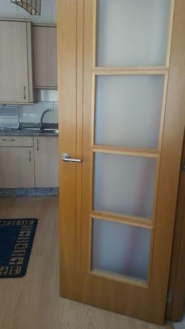 PISO ENFRENTE DE LA RÍA DE FOZ - Foz - Wohnung