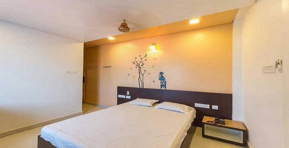 Beautiful Bed and Breakfast at Coimbatore