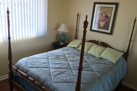 Lovely Room- free WIFI&Parking (1C) - Torrance - 公寓
