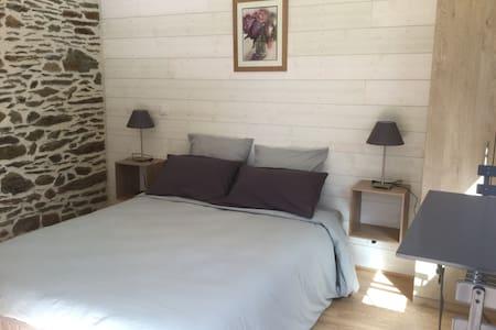 Chambre double confort - Guignen