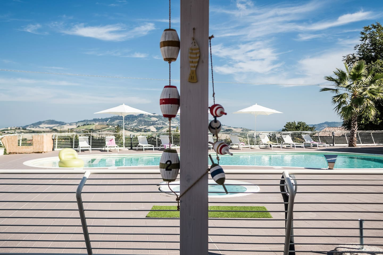 Villa Contessina resort