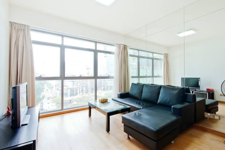Nice Apartment at Tanjong Pagar 8 - Singapur - Apartament