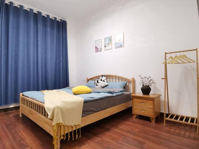 一楼加大双床房