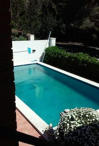 Cosy bedroom, quiet with access to swimingpool - Calafell - House - 1