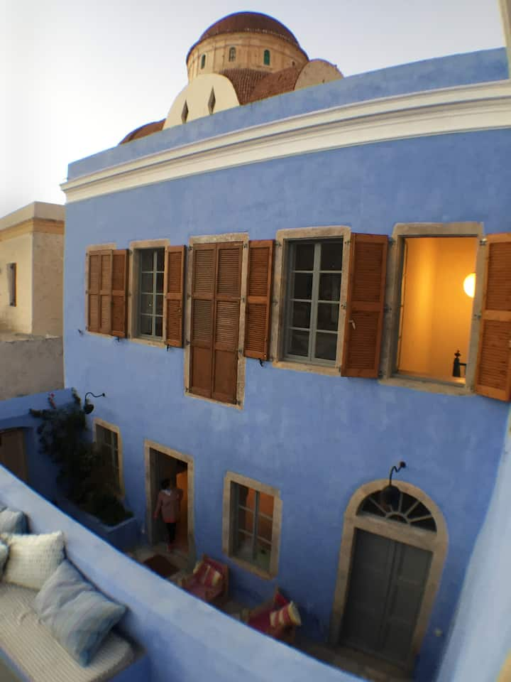 Blue House Leros