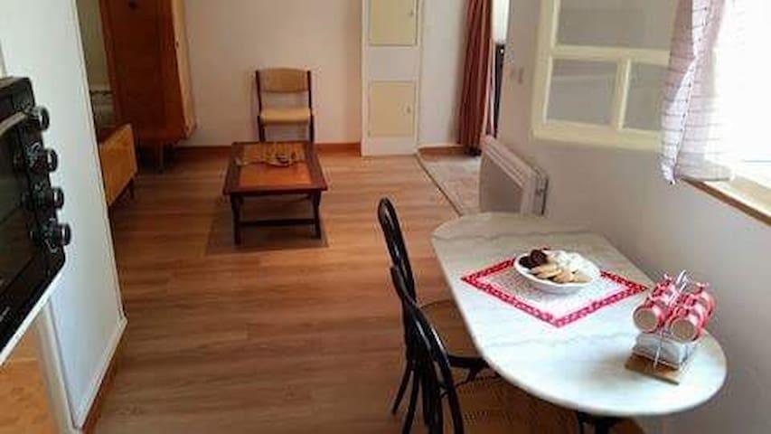 Appartement studio rdc avec jardin et parkings for Appartement rdc jardin