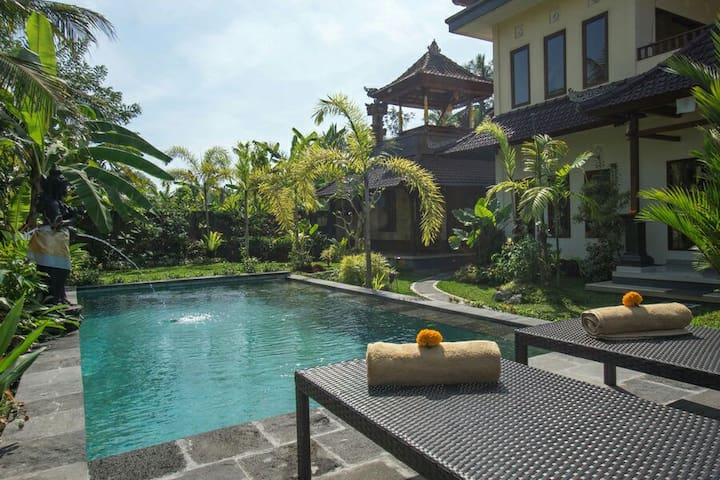 Anugrah House, 1 bedroom with swimming pool