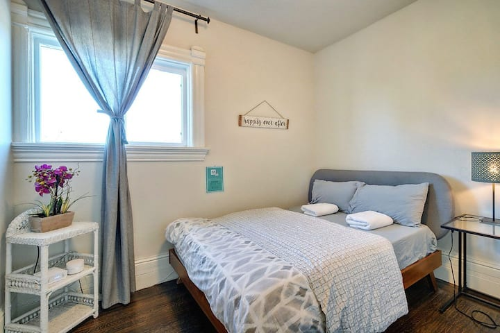 (F6P) 25 min to SF! Private Room & Electronic Lock