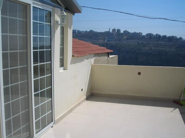 Terrace for BBQ, panoramic view, two shower rooms