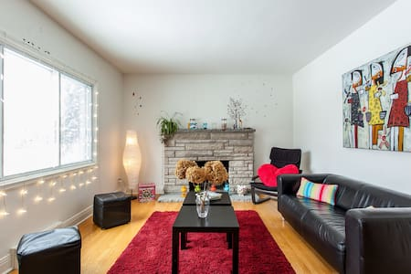 Comfortable room in the West of Montreal - Pointe-Claire - Ház