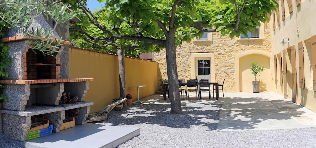 Gîte La Pierre Grise - Lézignan-Corbières - Casa