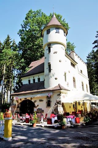 REZIDENCE ZÁMEČEK - ELISABETH OF BAVARIA - Františkovy Lázně - Kasteel
