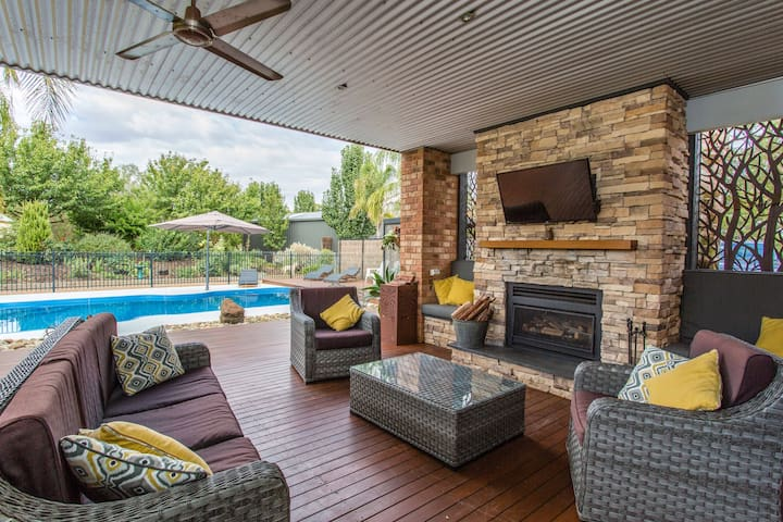 Kilkerrin Vines- Echuca Holiday Homes