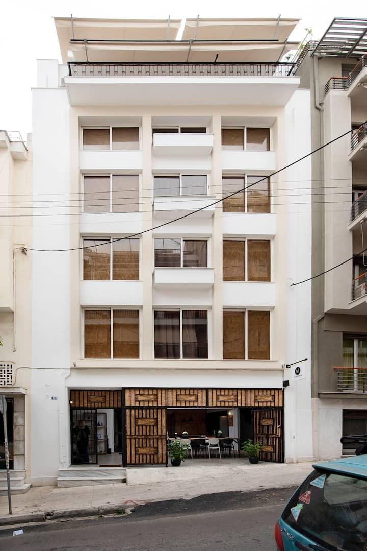 Piraeus Premium Executive Suites