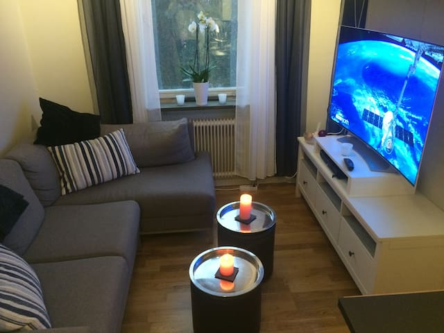 Cozy appartment in Stockholm
