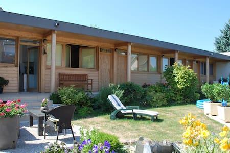 """Chambre """"La Prôle"""" au coeur de la Champagne - Avenay-Val-d'Or - Dům pro hosty"""