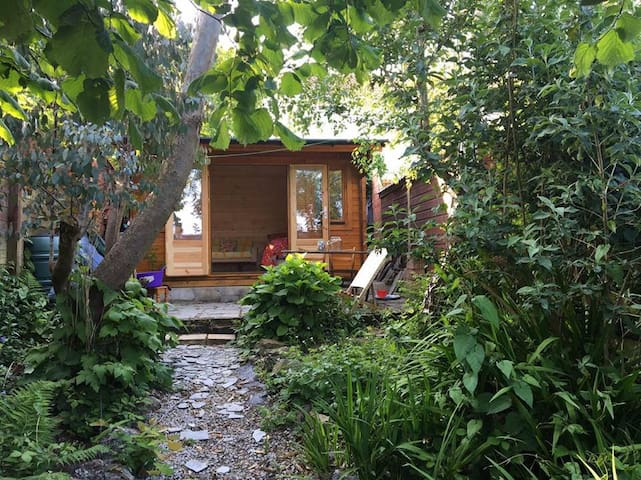 Secret Garden Glamping Accommodation, Cornwall
