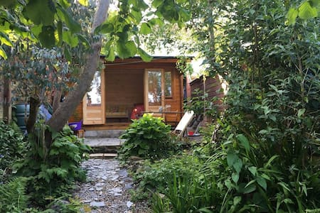Secret Garden Glamping Accommodation, Cornwall - Saint Austell - 小木屋