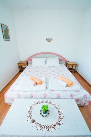 Stunning room2 in central Ohrid
