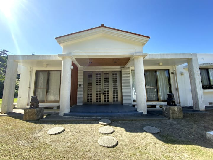 Former Councilor's Guest House★20 PPL★Luxury★Beach