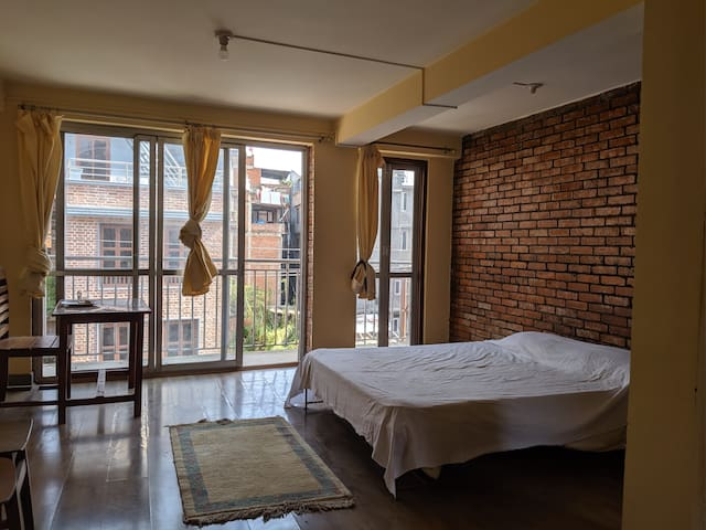 1 bedroom apartment patan kathmandu valley nepal