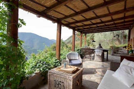 Casa Dei Fiori for enjoying nature.