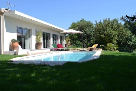 Modern villa in Provence - Vernègues