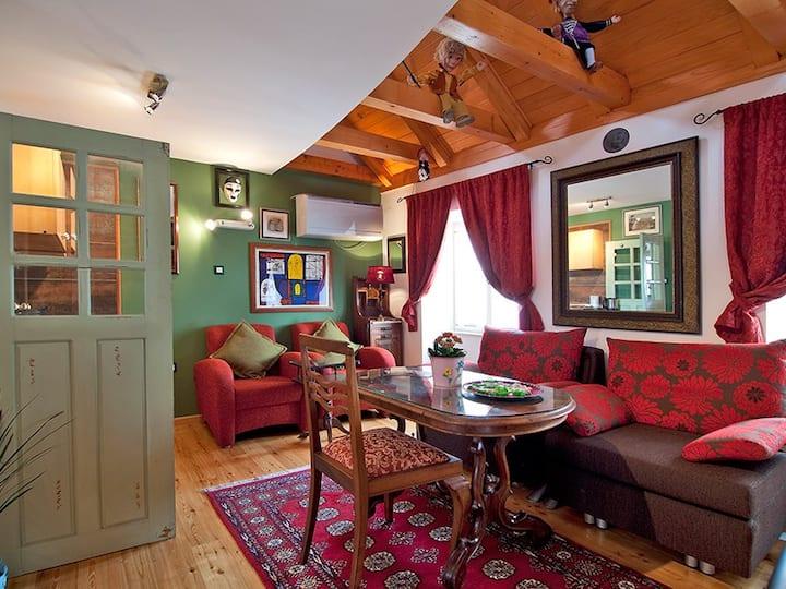 Judita apartment 4* old town-Villa Marul