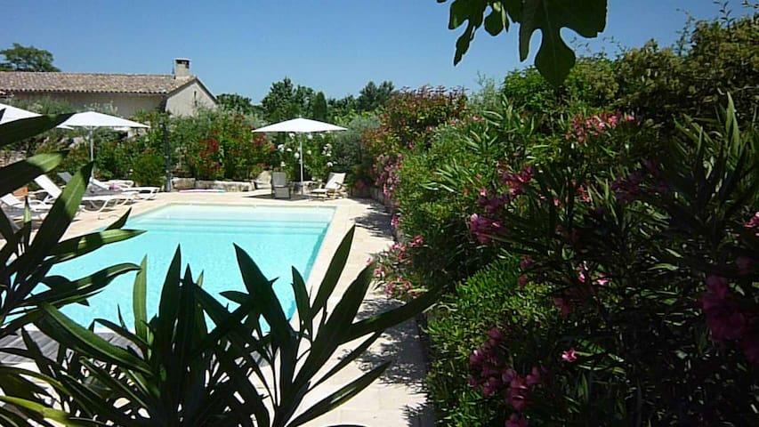 Les Mazets d'Aigueze - Aiguèze - Selveierleilighet