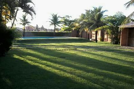 A private, cozy, 4 bed room house. - Barra Mar - Haus
