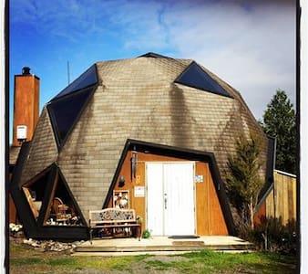 Geodesic Dome Home - Whakamarama (Katikati)