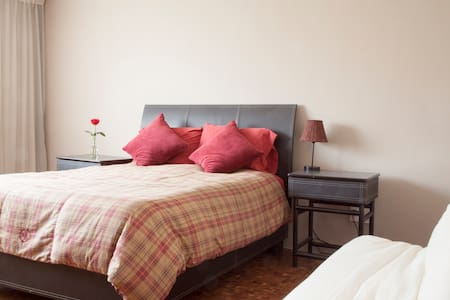 Bedroom near Santa Fe - Cidade do México - Casa