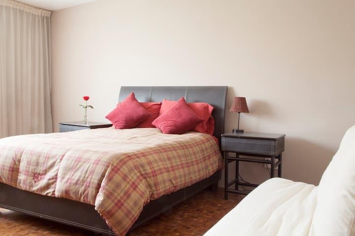 Bedroom near Santa Fe
