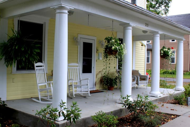 The Parker House - An Elegant Country Guest House