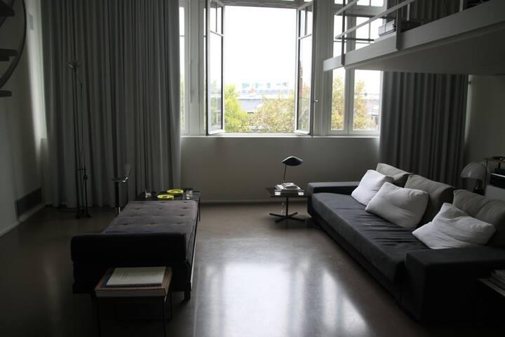Très bel appartement à Levallois - Levallois-Perret - Apartment