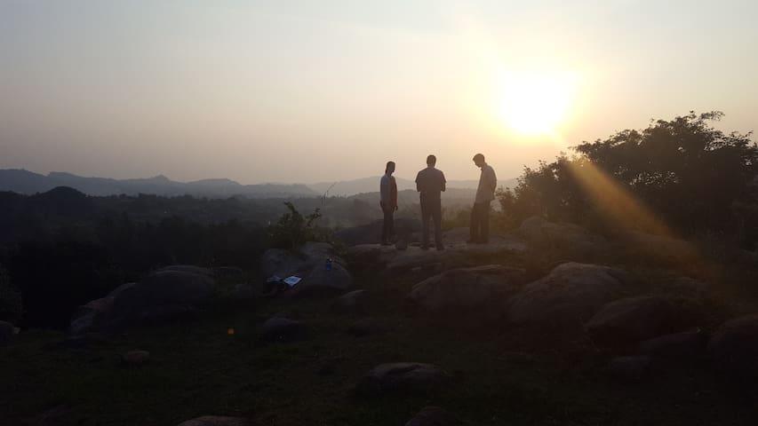 Tent Camping 2 Elagiri Wilderness