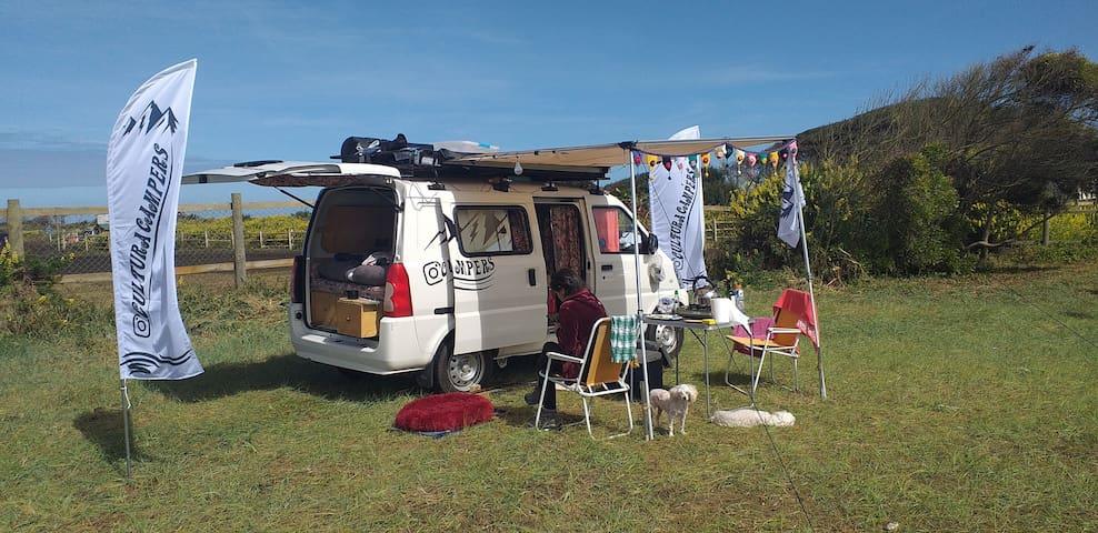 Mini Camper para 2 personas