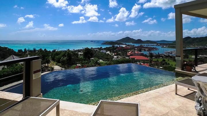 LUX, Best View-Reviewed, Infinity pool, CLEAN-SAFE