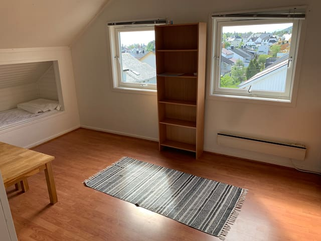 Studioapartment in the center of Molde
