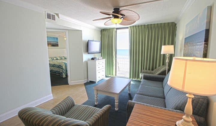 2 bedroom/2 bath ocean front condo