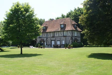 Propriété proche Deauville - Bourgeauville - Haus