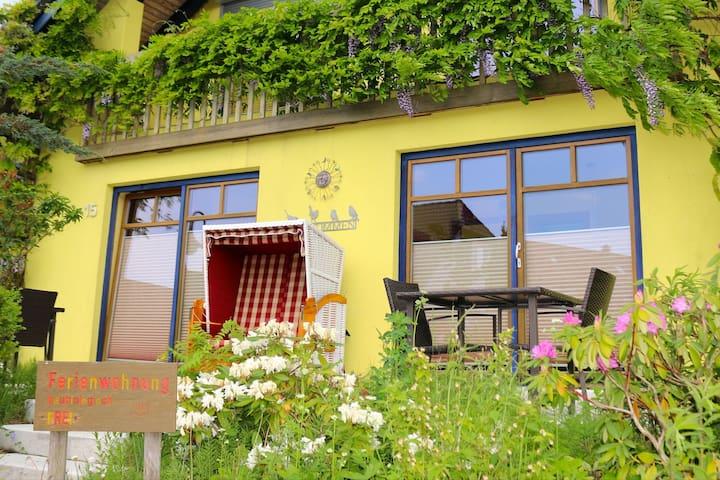 Ferienwohnungen Haus Gaja, Seebad Heringsdorf - Heringsdorf - Rumah percutian